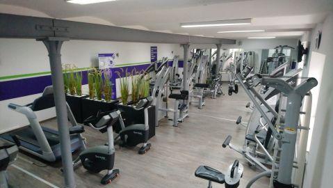 Impressionen aus unserem Fitness-Studio Oschersleben 1