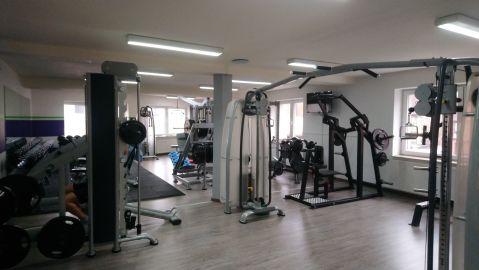 Impressionen aus unserem Fitness-Studio Oschersleben 2