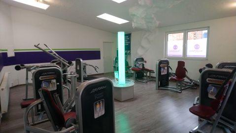 Impressionen aus unserem Fitness-Studio Oschersleben 3