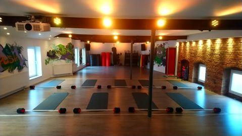 Impressionen aus unserem Fitness-Studio Oschersleben 5