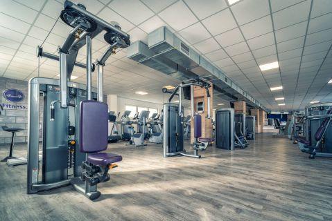 Impressionen aus unserem Fitness-Studio Dessau 3