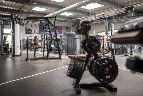 Impressionen aus unserem Fitness-Studio Haldensleben 2