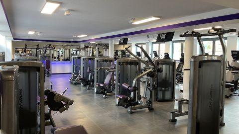 Impressionen aus unserem Fitness-Studio Wolmirstedt 2