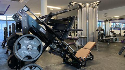Impressionen aus unserem Fitness-Studio Wolmirstedt 4