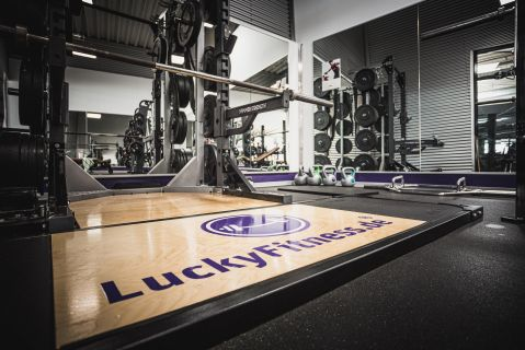Impressionen aus unserem Fitness-Studio Haldensleben 6