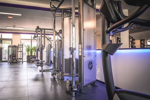 Impressionen aus unserem Fitness-Studio Wolmirstedt 9