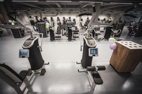 Impressionen aus unserem Fitness-Studio Halle (Saale) - halfit 9