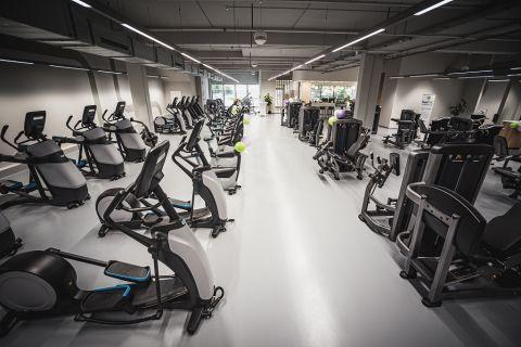 Impressionen aus unserem Fitness-Studio Halle (Saale) - halfit 10