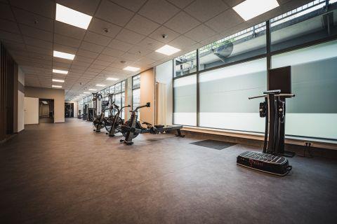 Impressionen aus unserem Fitness-Studio Halle (Saale) - halfit 14