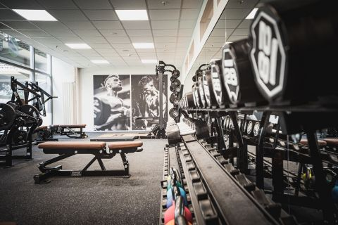 Impressionen aus unserem Fitness-Studio Halle (Saale) - halfit 15