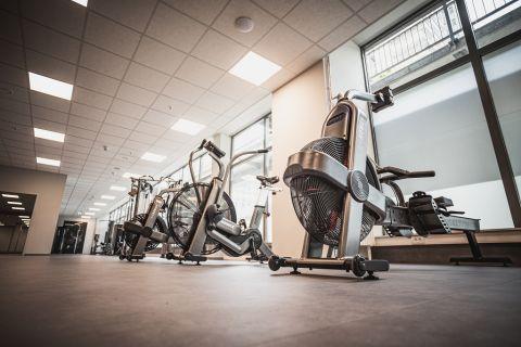 Impressionen aus unserem Fitness-Studio Halle (Saale) - halfit 17
