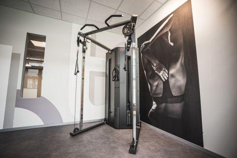 Impressionen aus unserem Fitness-Studio Halle (Saale) - halfit 18